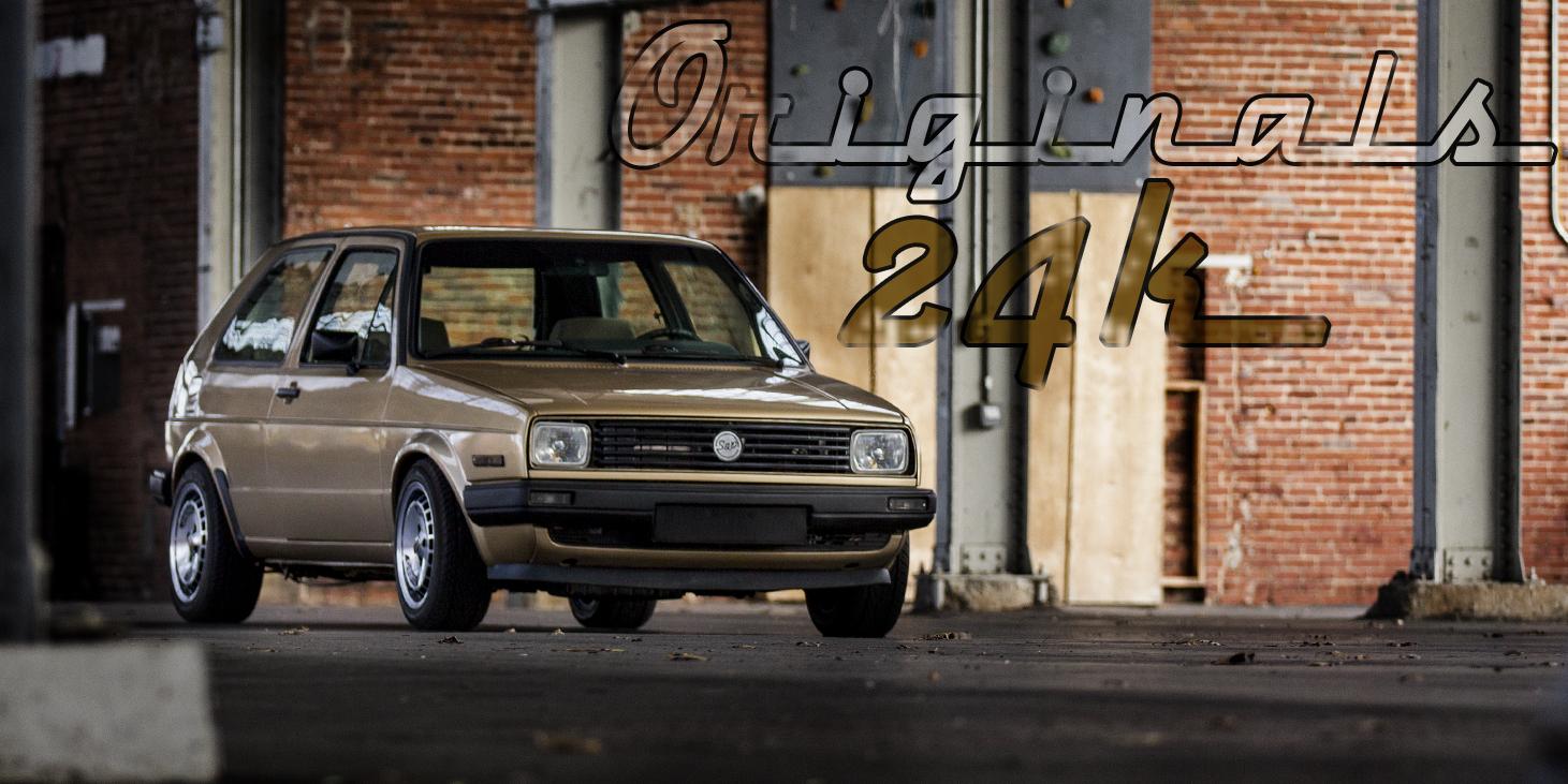 24k – Sal\'s Vr6 Swapped Mk2 Golf – S&P Automotive