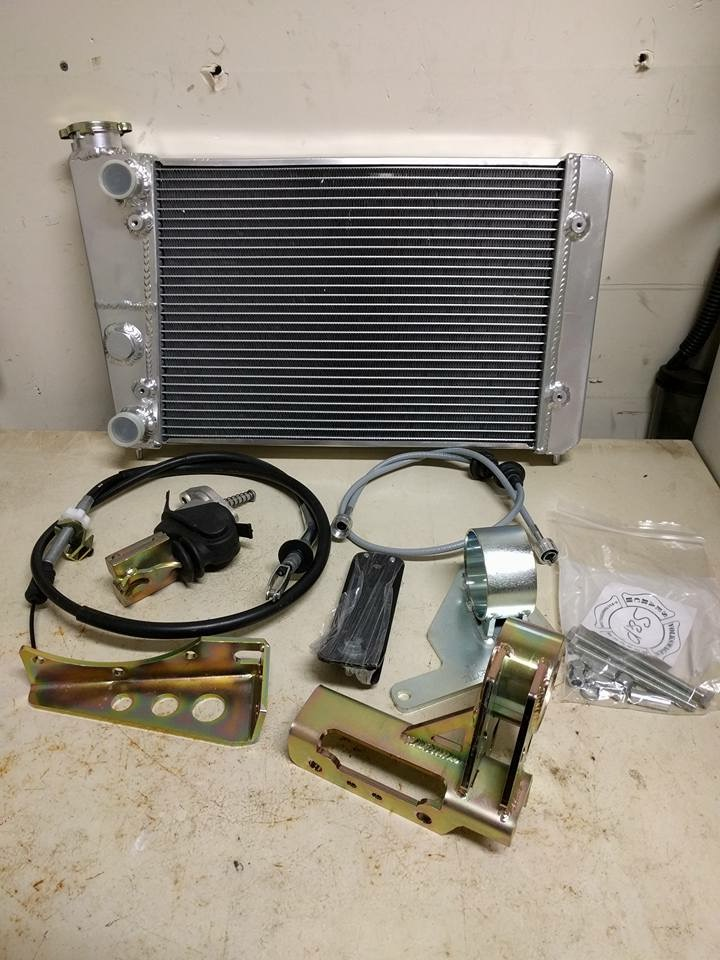 MK1 Motor Swap Kits and Hardware