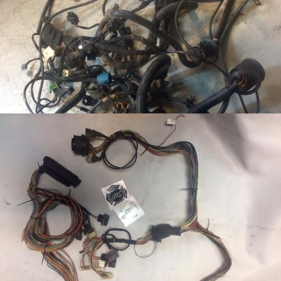 wiring harness services s p automotive