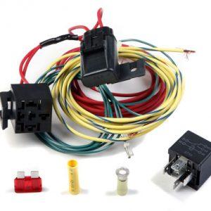 oem fleece wiring harness s p automotive
