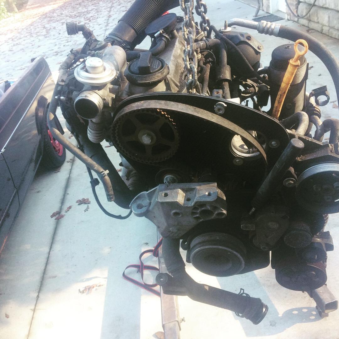 1980 Caddy TDI Swap – S&P Automotive