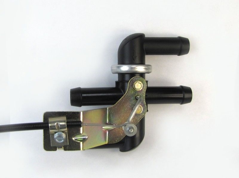Heater Core Bypass Control Valve S Amp P Automotive